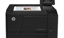 hp laserjet pro 200 color m251nw manual