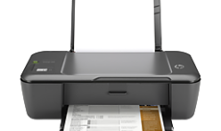 HP Deskjet 2000 Printer - J210a support