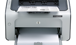 HPdrivers.net--LaserJet P1007 Printer