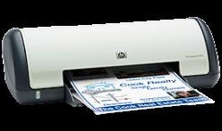 HP Deskjet D1470 Printer www.hpdrivers.net