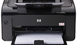 HP LaserJet Pro P1102w Printer www.hpdrivers.net