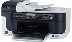 HP Officejet J6450 Printer www.hpdrivers.net
