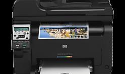 Hpdrivers.net--LaserJet Pro 100 color MFP M175nw