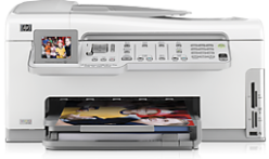 HP Photosmart C7250 All-in-One Printer www.hpdrivers.net