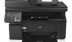 HP LaserJet Pro M1213nf Multifunction Printer hpdrivers.net