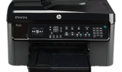 HP Photosmart Premium Fax e-All-in-One Printer - C410c