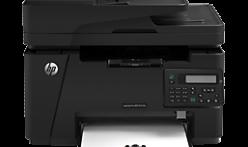 HP LaserJet Pro MFP M127fn Printer Firmw