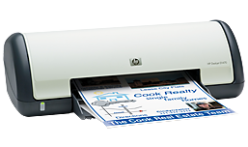 HP Deskjet D1470 Printer www.hpdrivers.net