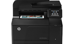 HP LaserJet Pro MFP M276nw Printer
