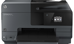 HP Officejet Pro 8610 e-All-in-One Printer www.hpdrivers.net