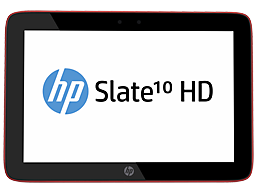 HP Slate 10 HD 3604se Tablet www.hpdrivers.net