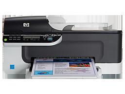 HP Officejet J4540 Printer www.hpdrivers.net