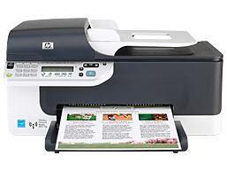 HP Officejet J4680 All in One Printer