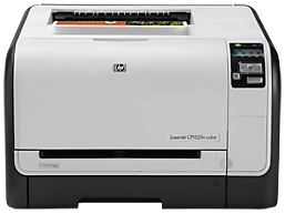 HP LaserJet Pro CP1525n Color Printer hpdrivers.net