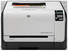HP LaserJet Pro CP1525n Color Printer hpdrivers.net