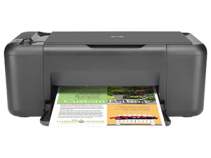 HP Deskjet F2493 All-in-One Printer