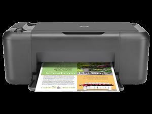 Hpdrivers.et-Deskjet F2493 All-in-One Printer