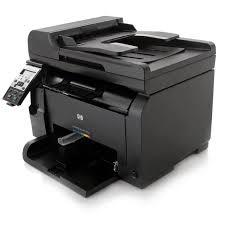 Hpdrivers.net- LaserJet Pro 100 color MFP M175a