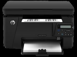 Hpdrivers.net-LaserJet Pro MFP M126nw