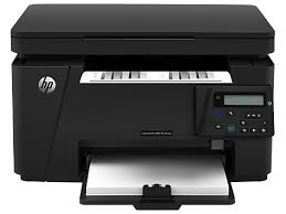 HP LaserJet Pro MFP M125rnw Printer