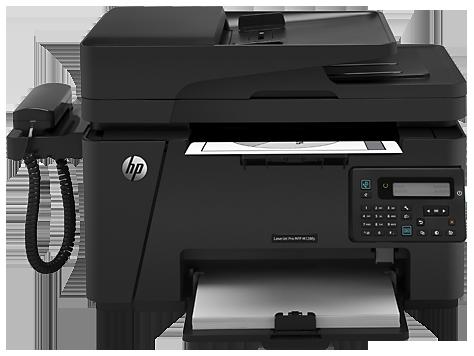 HP LaserJet Pro MFP M128fp Driver