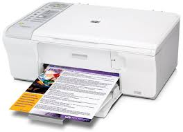 HP Deskjet F4230 Printer