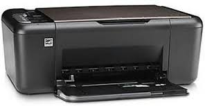 HP Dekjet Ink Advantage 2060 All-in-One Printer - K110a Win10