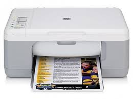 HP Deskjet F2235 All-in-One Printer 6598
