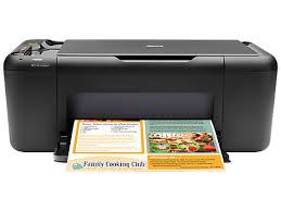 HP Deskjet F4580 Aio