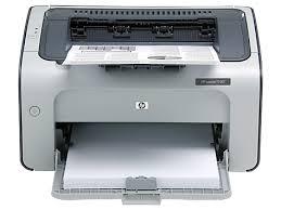 HP LaserJet P1007 W10