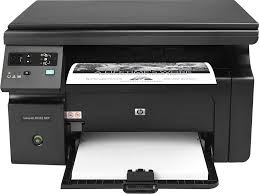 HP LaserJet Pro M1132 Multifunction Printer Win10