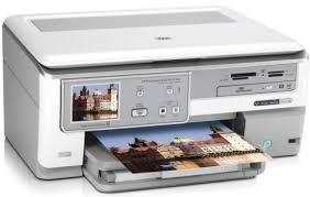 HP Photosmart C8180 Printer W10