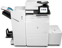 HP Color LaserJet MFP E77825z