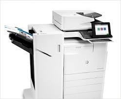 hp color laserjet mfp e77830 manual