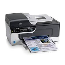 HP Officejet J4585 Software