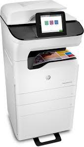 HP PageWide MFP P77950dns Printer