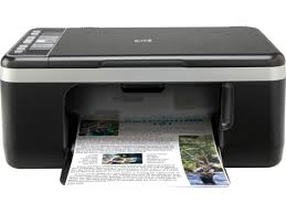 HP Deskjet F4172 Software