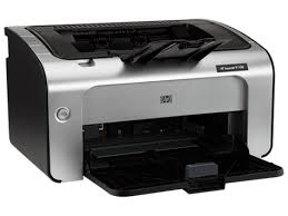 HP LaserJet P1107 Software